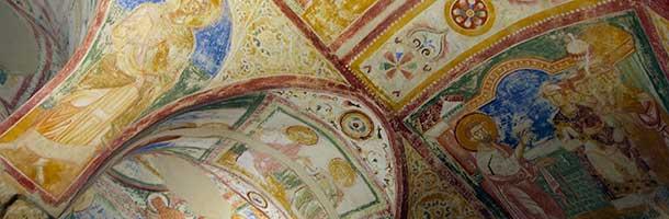 Mosaicos no Norte da Itália Palmanova