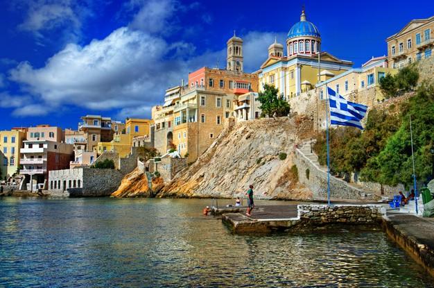 Viagem para Grécia Syros
